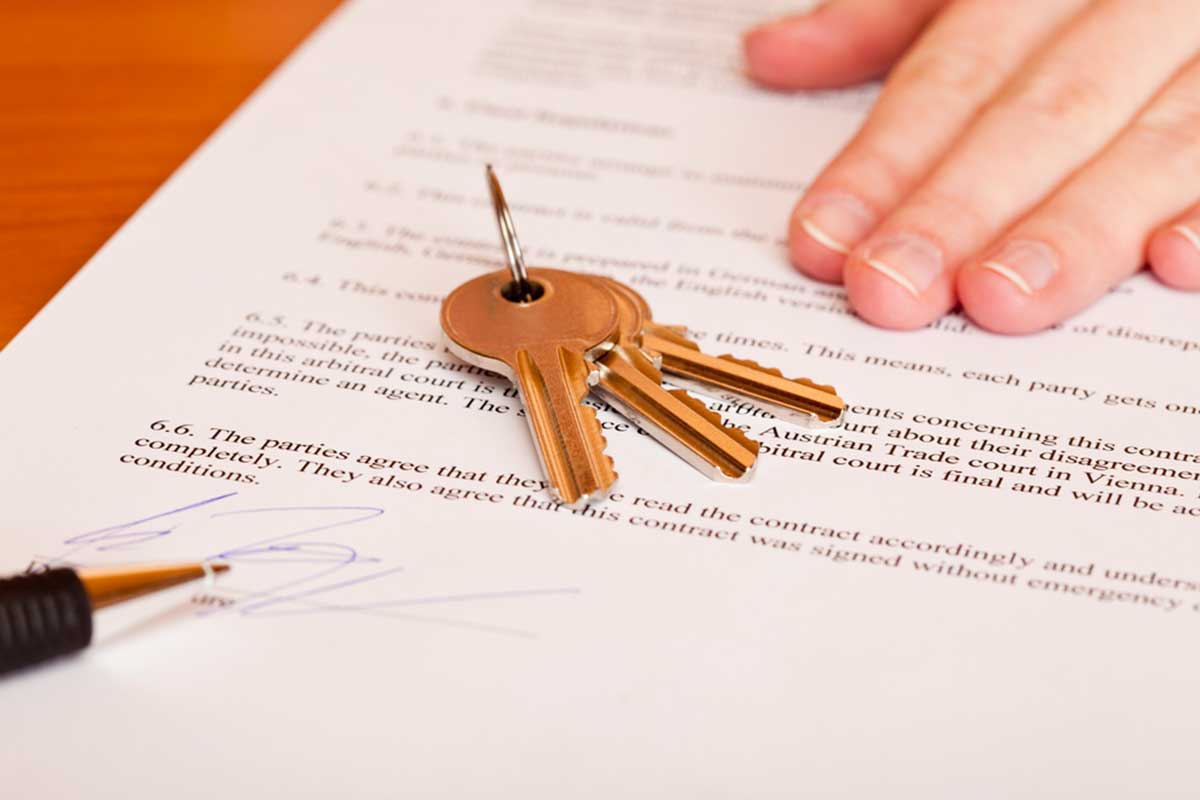 How to deal with property financing by two parties in Divorce Litigation?