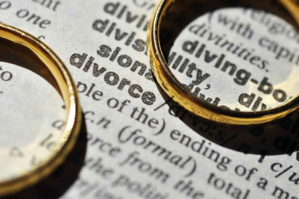 Five Signs You May Consider Divorce