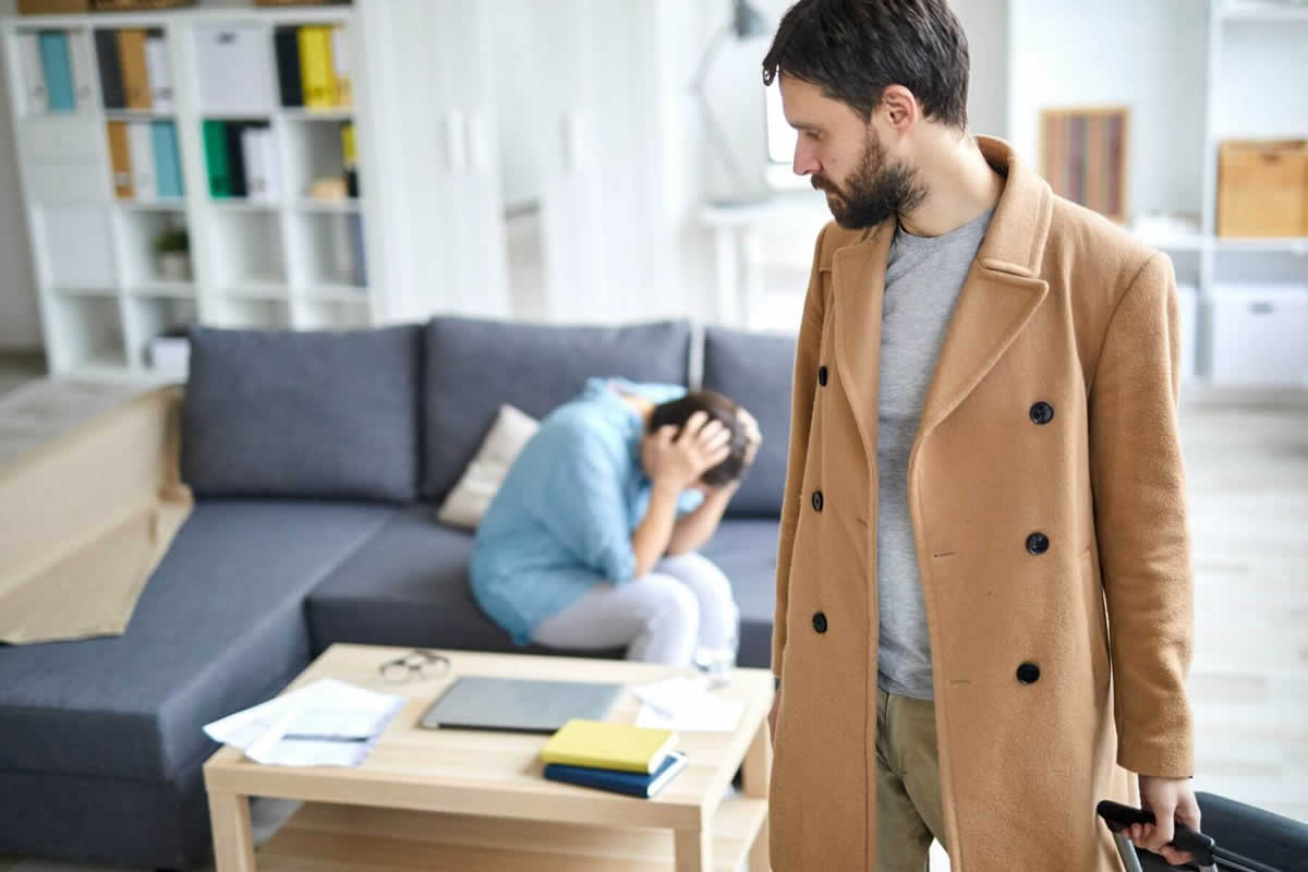 What You Need to Do if Your Spouse Leaves You